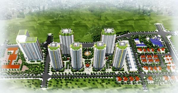 Dự án Mipec Kiến Hưng - Phường Kiến Hưng, Hà Đông, Hà Nội