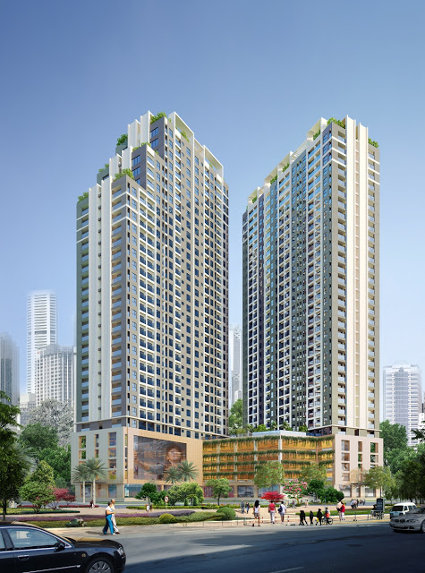 Dự án Chung cư cao tầng dịch vụ thương mại HH6 - GĐ 2 - Tòa nhà 32T